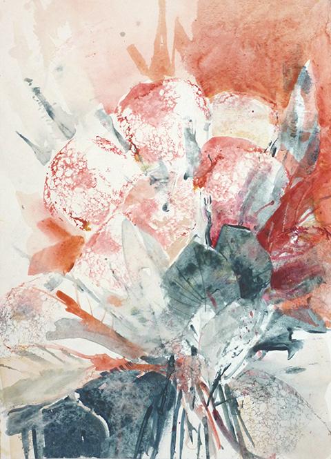 Blumen Kurs - Aquarell